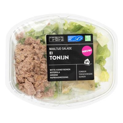 Huismerk Maaltijdsalade tonijn ei