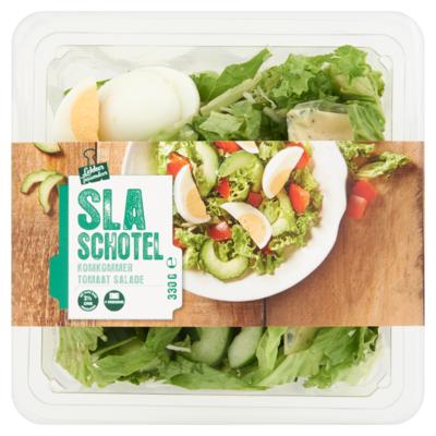 Slaschotel Komkommer Tomaat Salade 330 g