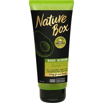 Nature Box Scrub avocado rescue