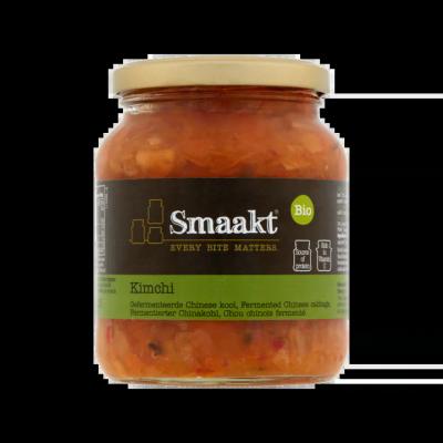 Smaakt Bio Kimchi