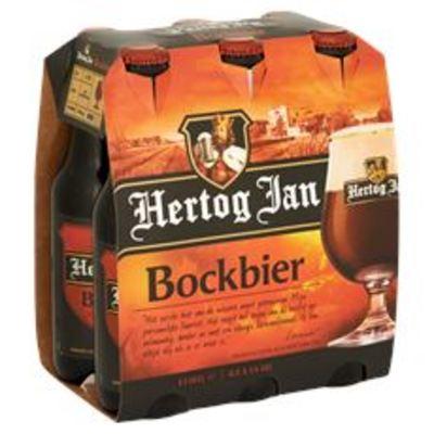 Hertog Jan Bockbier Flessen 6 x 30 cl
