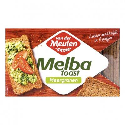 Van der Meulen Melba toast meergranen