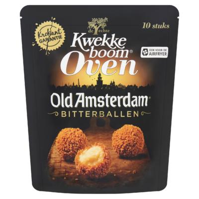 Kwekkeboom Oven & Airfryer Old Amsterdam Bitterballen 250 g