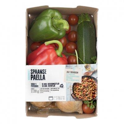 Huismerk Spaanse paella verspakket