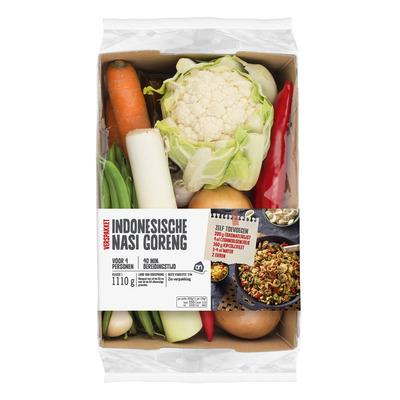 Huismerk Indonesische nasi goreng verspakket