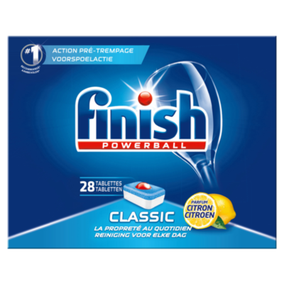 Finish Vaatwastablet classic lemon