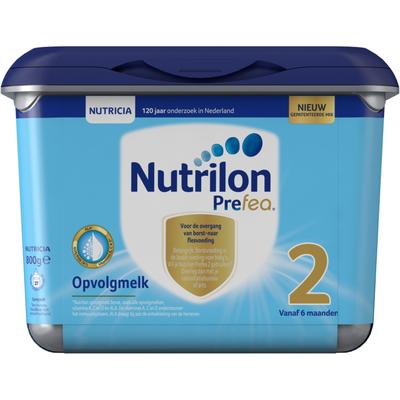 Nutrilon Prefea Opvolgmelk 2