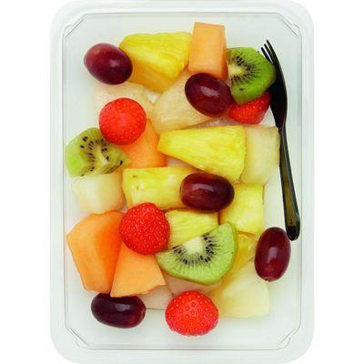 Fruitsalade Aardbei Kiwi