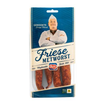 Huls Friese Metworst