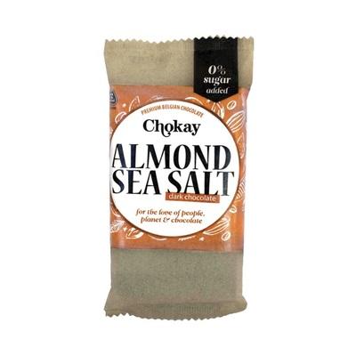 Chokay chocolade amandel zeezout