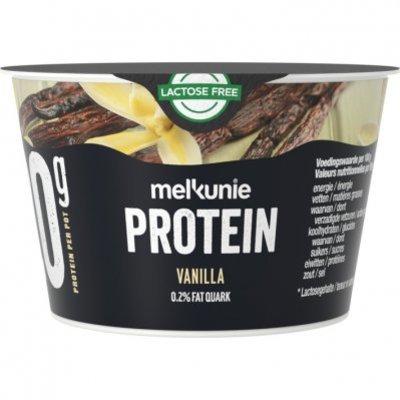 Melkunie Protein kwark vanille