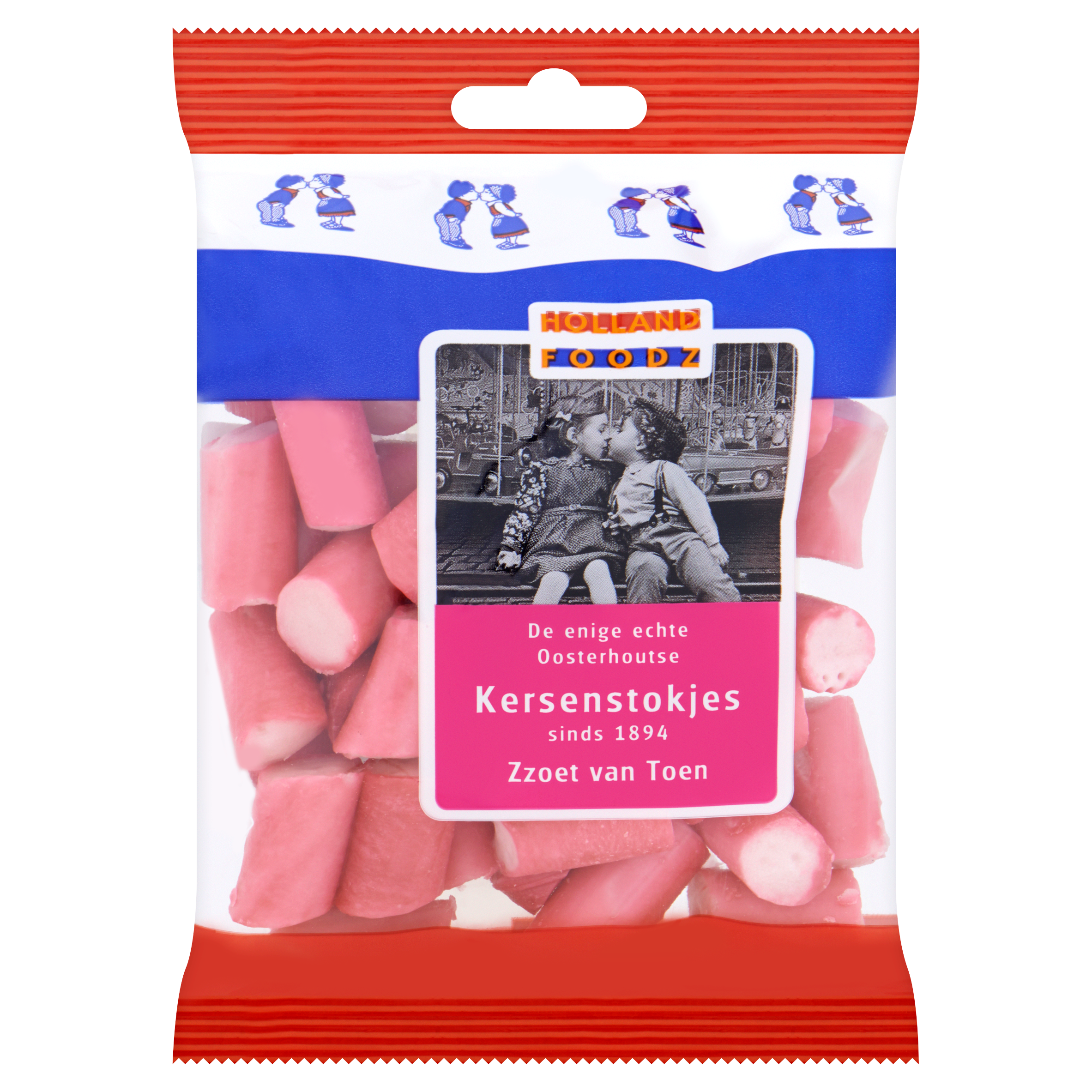 Holland Foodz Kersenstokjes 135 g