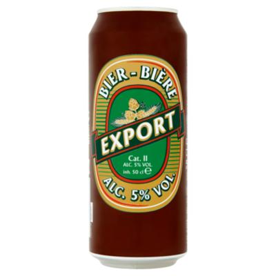 Export Export Bier