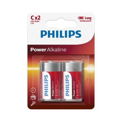 Philips C Power Batterijen Clr14 Blister
