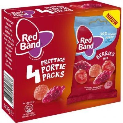 Red Band Berries 30% minder suiker portie