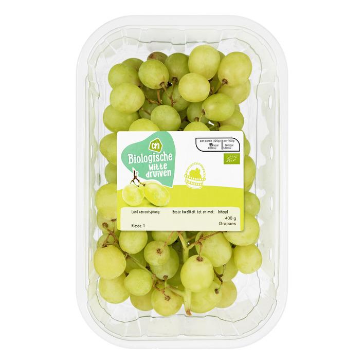 Huismerk Biologisch Witte druiven