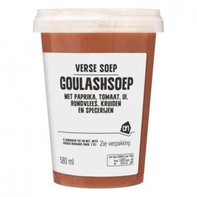 Huismerk Verse goulashsoep