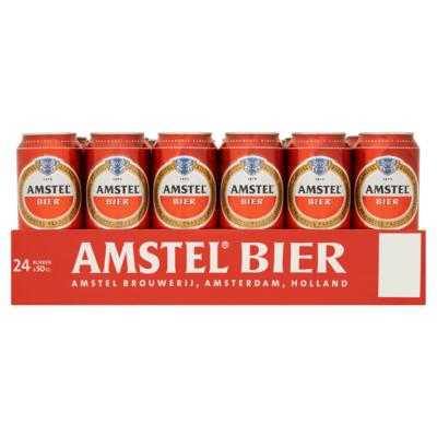 Amstel Blik 24 x 50 cl
