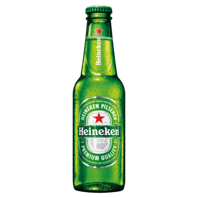 Heineken Pils twist off