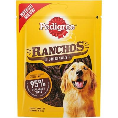 Pedigree Hondensnacks ranchos kip