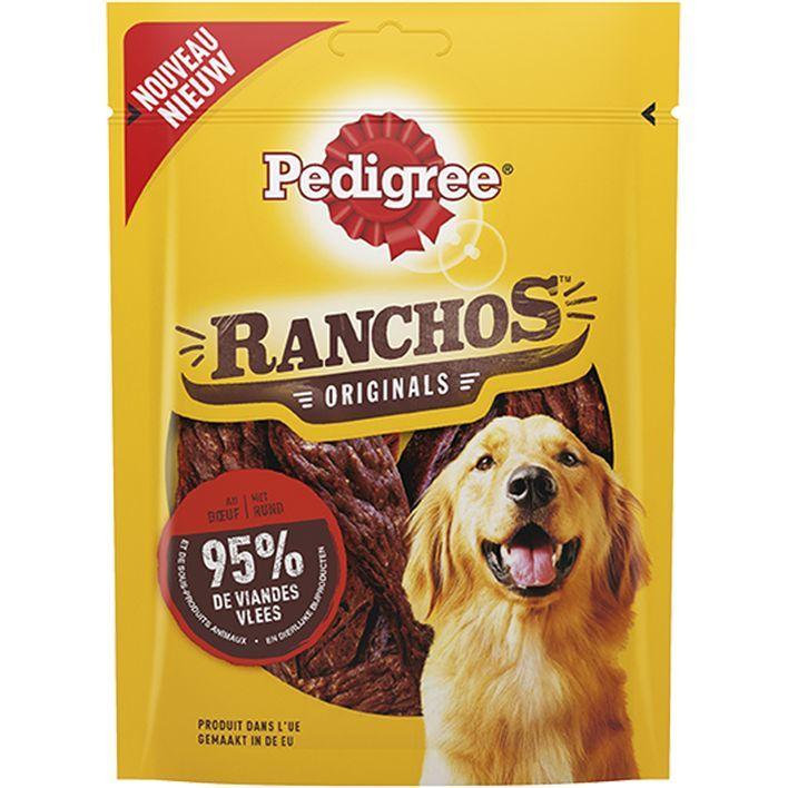 Pedigree Hondensnacks ranchos rund