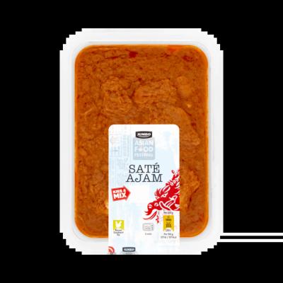 Huismerk Asian Food Festival Saté Ajam