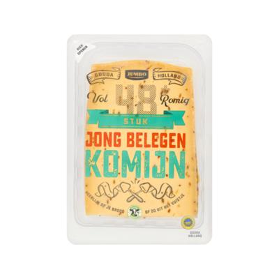 Huismerk Jong Belegen Komijn Kaas 48+ Stuk