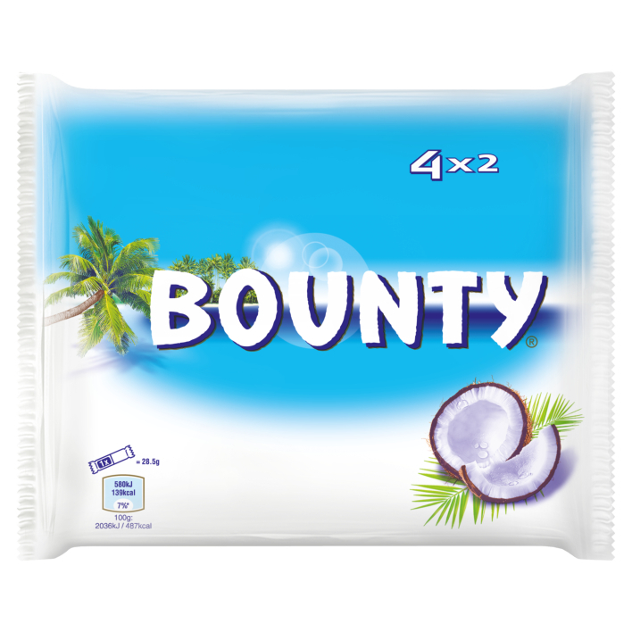 Bounty Multi 4-pack
