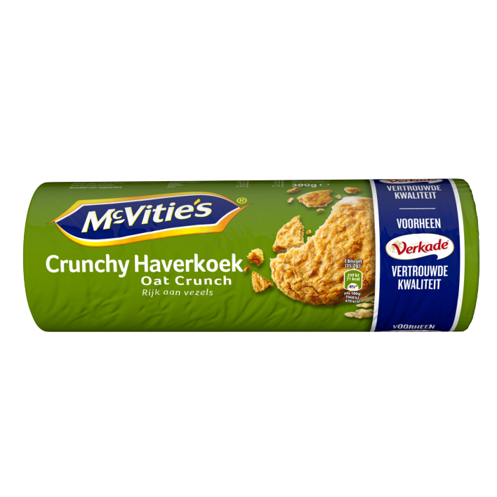 McVities Crunchy haverkoek
