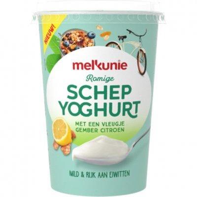 Melkunie Schepyoghurt gember-citroen