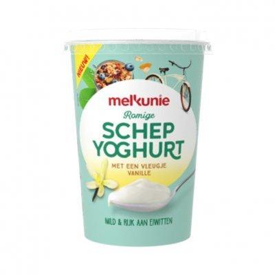 Melkunie Schepyoghurt vanille