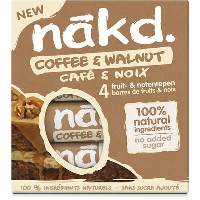 Nakd Coffee Walnut