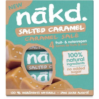 Nakd Salted Caramel
