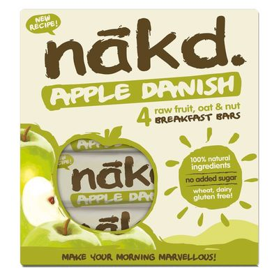 Nakd Apple Oatie