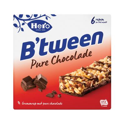 Hero B'tween pure chocolade