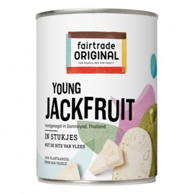 Fairtrade Original Young jackfruit