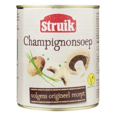 Struik Originele champignonsoep