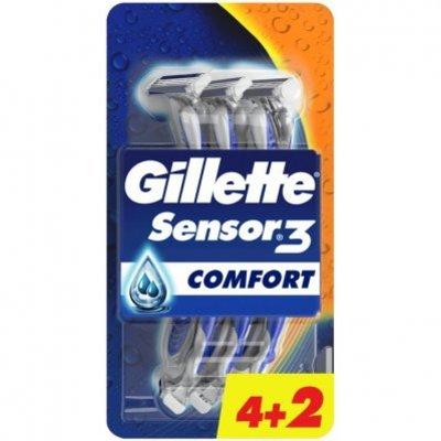 Gillette Sensor3 wegwerpmesjes s3 comfort