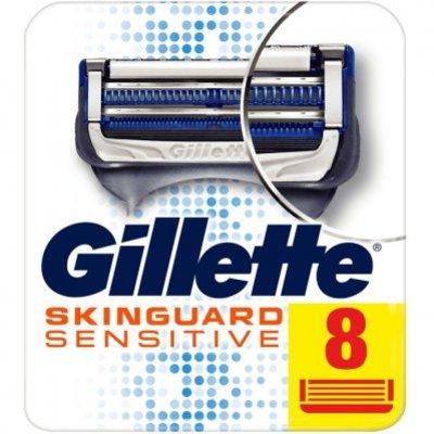Gillette Skinquard mesjes midsize 8-pack