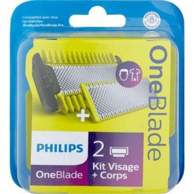 Philips Hybrid blister blade