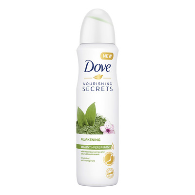 Dove Nourishing secrets awakening deo spray