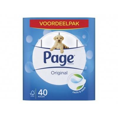 Page Toiletpapier