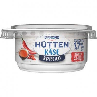 Danone Hüttenkase spread chili