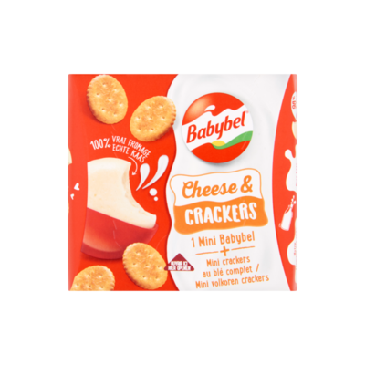Babybel Cheese & Crackers