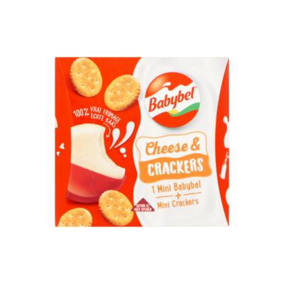 Babybel Cheese & Crackers