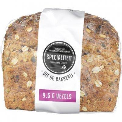Huismerk Specialiteiten vezelrijk brood