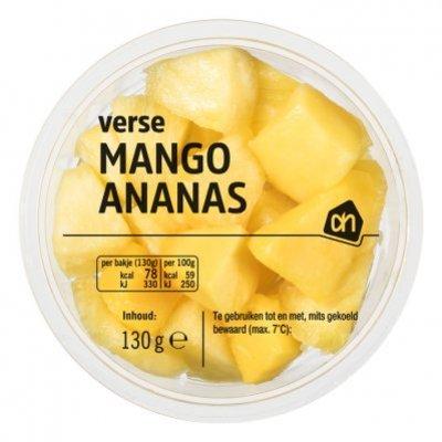 Huismerk Mango, ananas