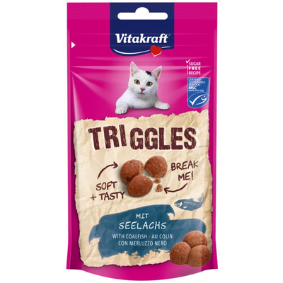 Vitakraft Triggles coalfish msc
