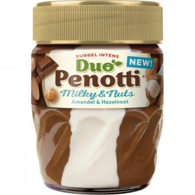 Duo Penotti Milky & nuts