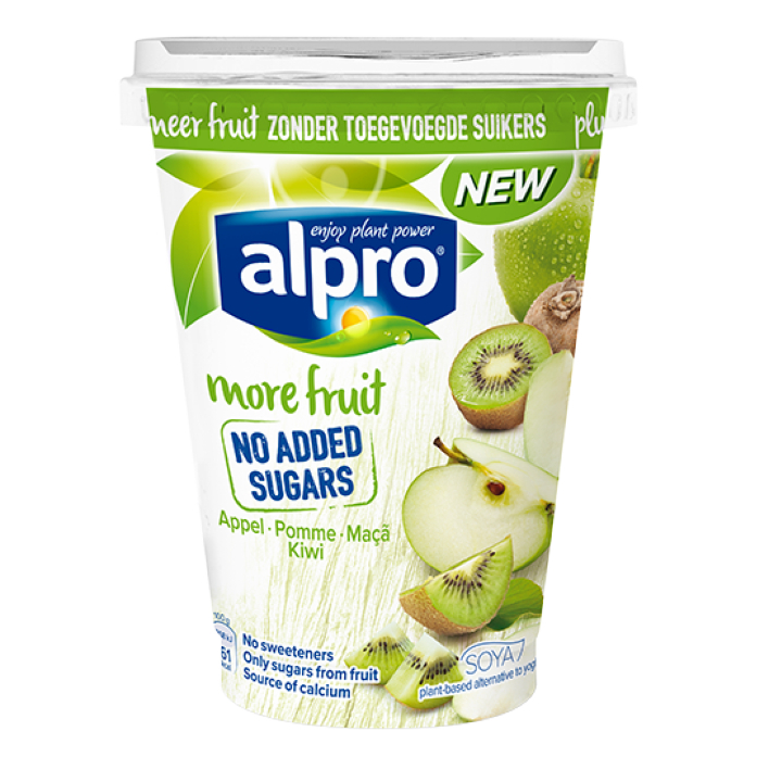 Alpro Appel kiwi meer fruit